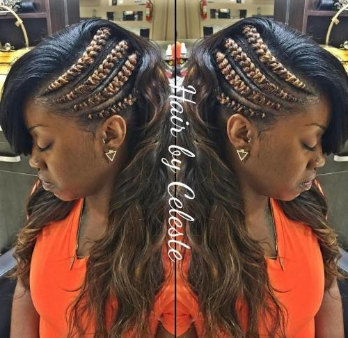 Free 20 Gorgeous Ghana Braids For An Intricate Hairdo In 2019 Wallpaper