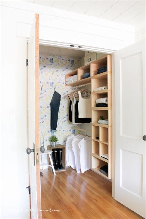 Best Diy Master Bedroom Closet The Reveal Making It In The With Pictures