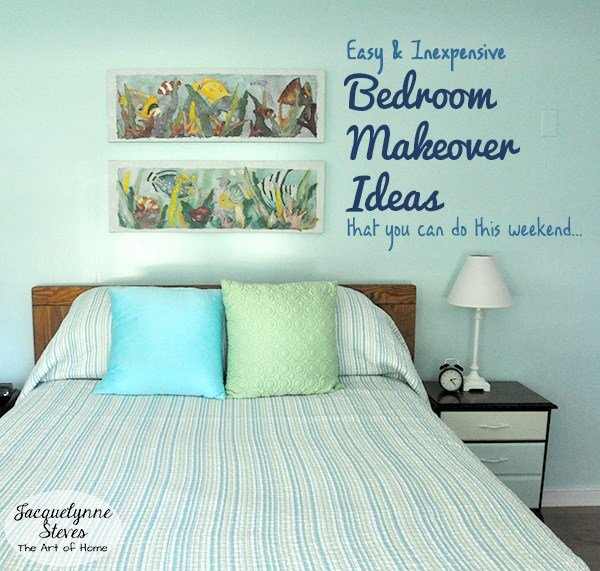 Best Easy Bedroom Makeover With Pictures