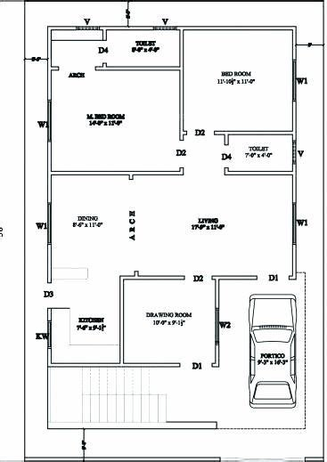 Best House Plan For South Facing Plot With Two Bedrooms Www Indiepedia Org With Pictures