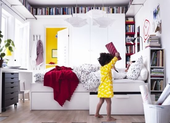 Best Three Stylish Storage Solutions For Small Bedrooms La With Pictures