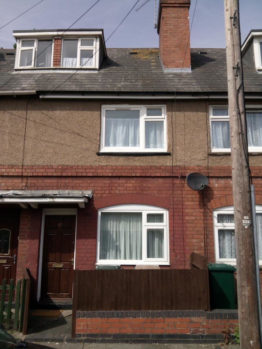 Best 2 Bedroom Terraced House Let In Coventry Cv2 With Pictures