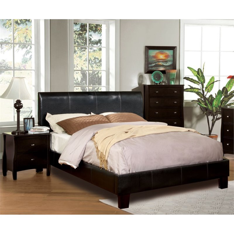 Best Furniture Of America Mevea 2 Piece Full Bedroom Set In With Pictures