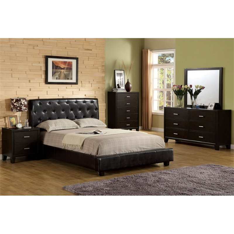 Best Furniture Of America Naylor 4 Piece California King With Pictures
