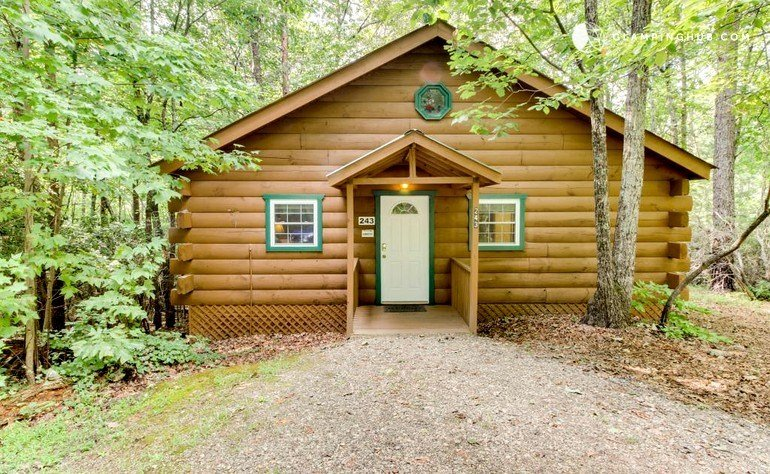 Best Romantic Log Cabin Near Helen Georgia With Pictures