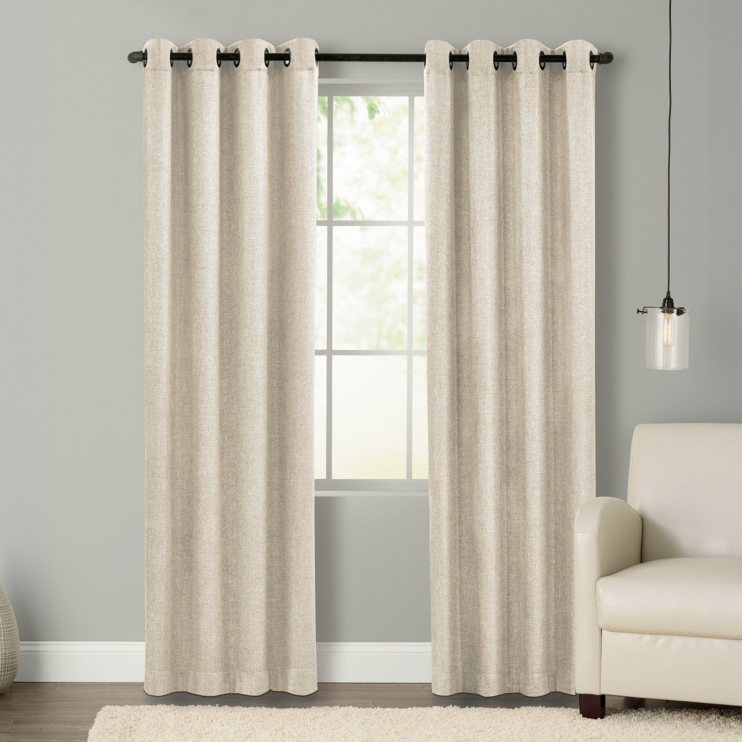 Best Sonoma Goods For Life™ Dynasty Room Darkening Curtain With Pictures