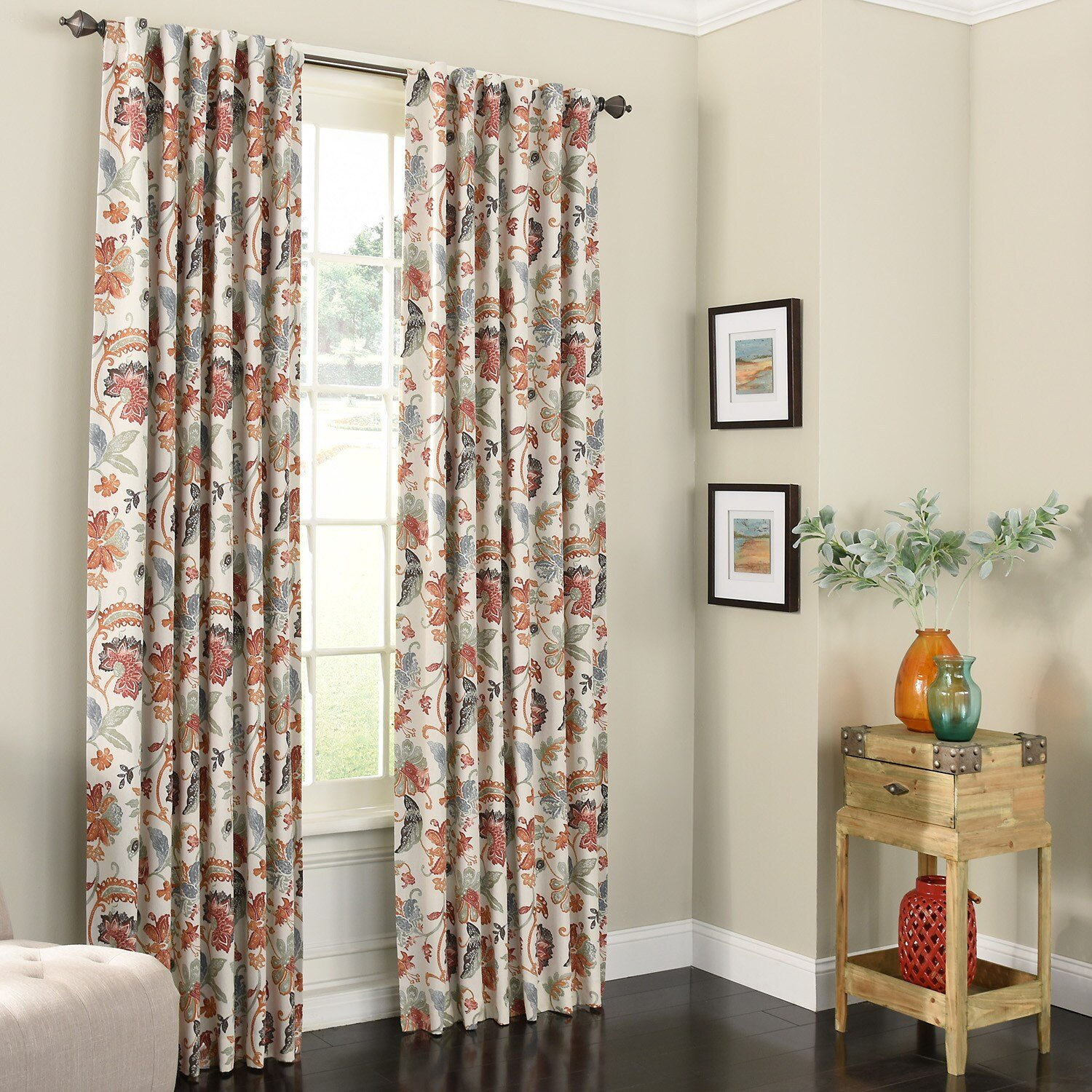 Best Eclipse Nina Blackout Window Curtain With Pictures