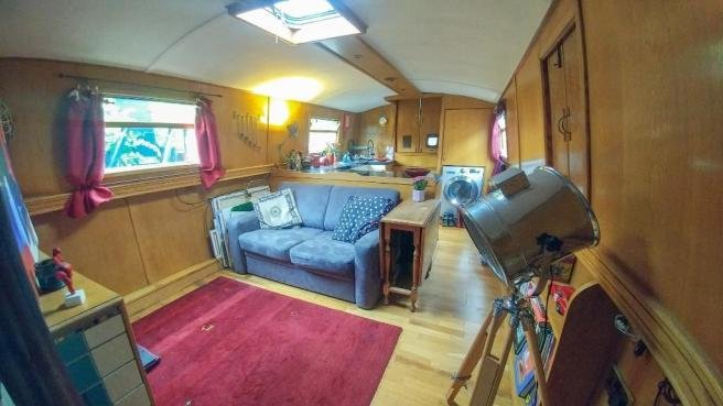 Best 2 Bedroom House Boat For Sale In Portsmouth Road Surbiton With Pictures