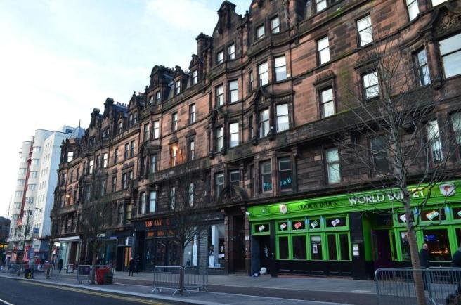 Best 6 Bedroom Flat For Sale In Sauchiehall Street Flat 3 2 With Pictures