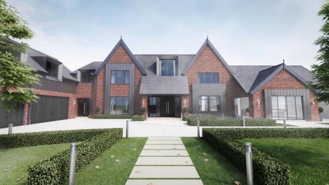 Best 5 Bedroom Detached House For Sale In Prestbury Road With Pictures