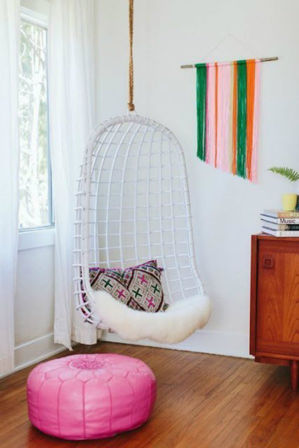 Best Hanging Chair Ideas For The Home With Pictures