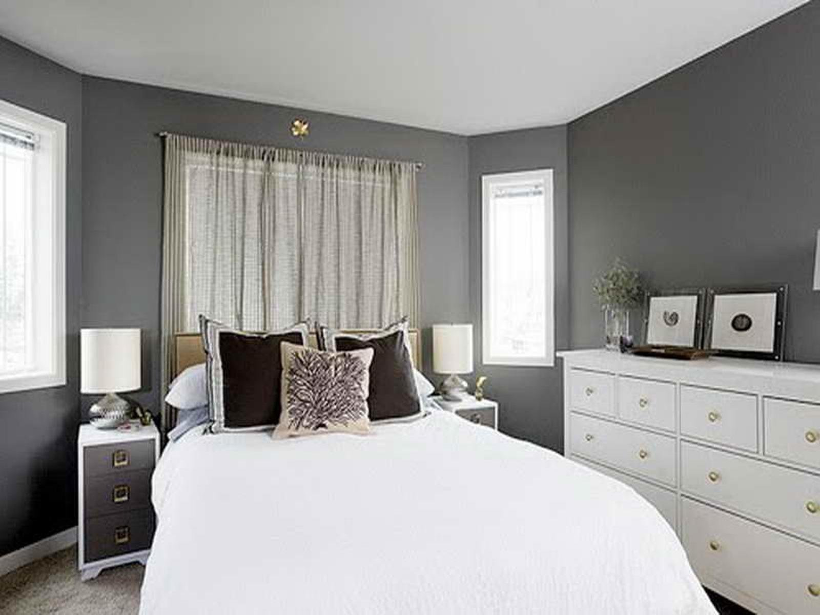 Best Grey Paint Colors For Modern And Minimalist Home Midcityeast With Pictures