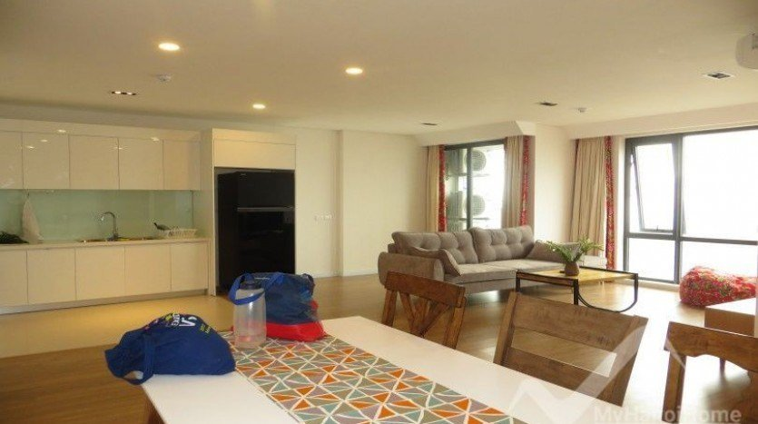 Best Partly Furnished 3 Bedroom Apartment To Rent In Mipec With Pictures