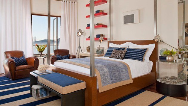 Best 20 Beautiful Nautical Bedroom Ideas With Pictures