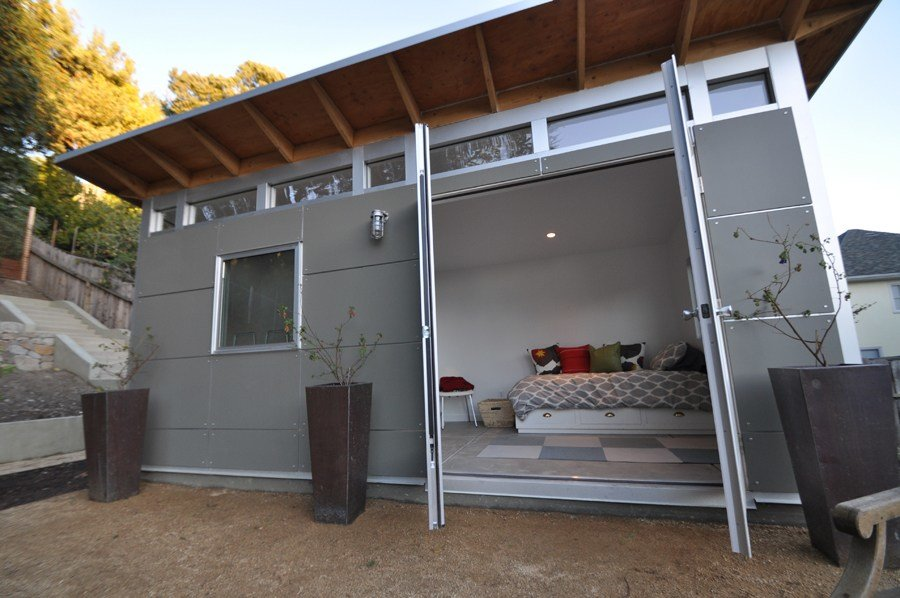 Best Prefab Guest Houses Modular Home Additions Studio Shed With Pictures