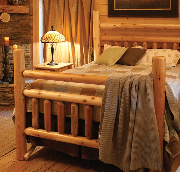 Best Rustic Log Bedroom Furniture With Pictures