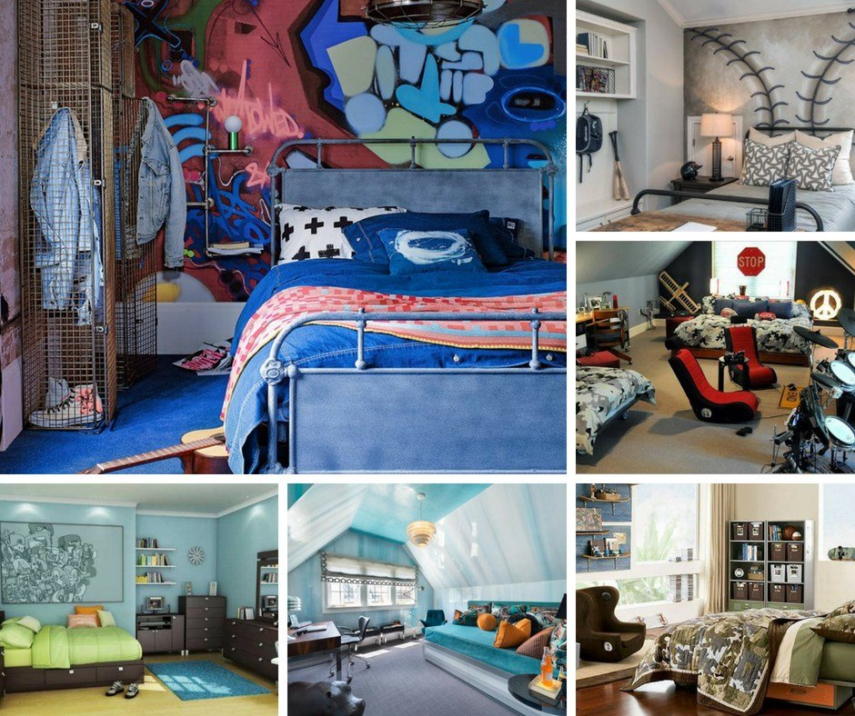 Best 25 Super Cool Bedroom Ideas For T**N Boys Raising Teens With Pictures