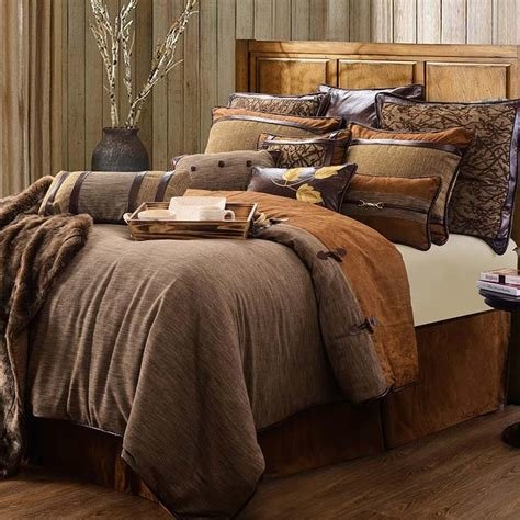 Best Highland Lodge Bedding Hiend Accents Rustic Bedding With Pictures