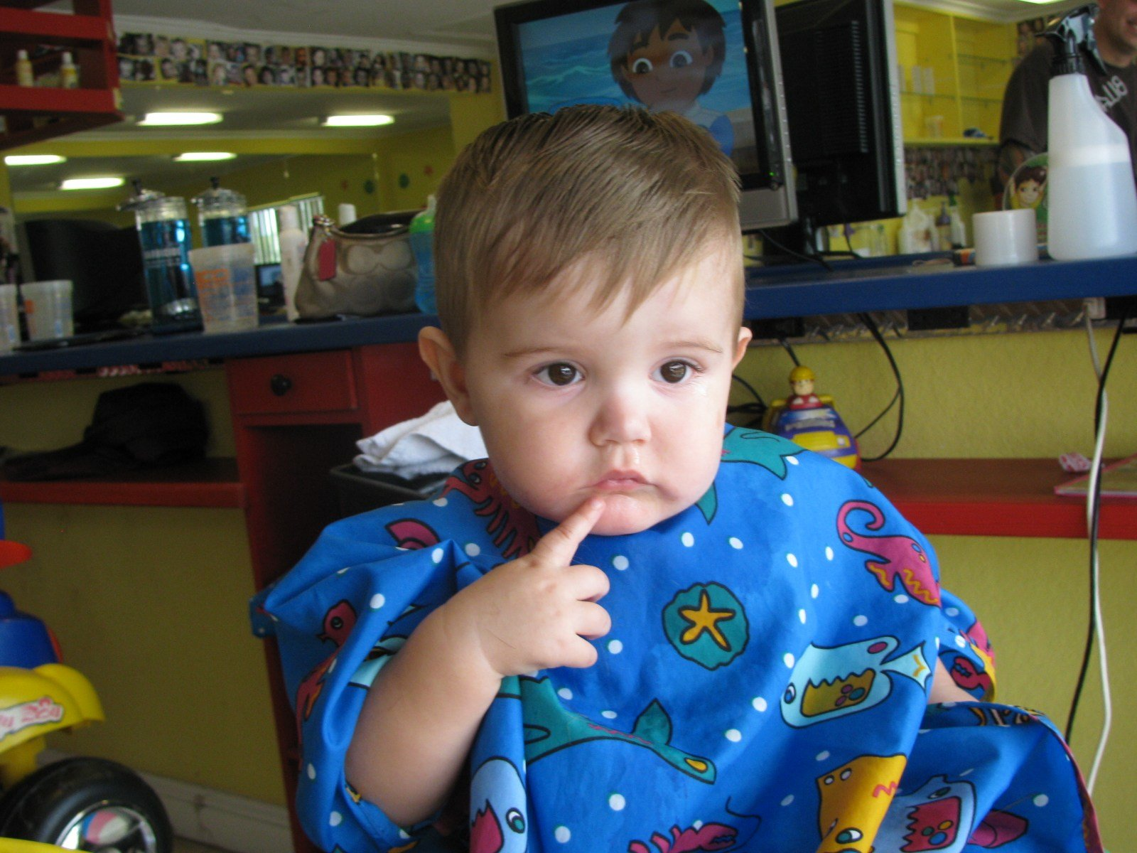 Free Baby's First Haircut Sarasota Mom S Spot Wallpaper