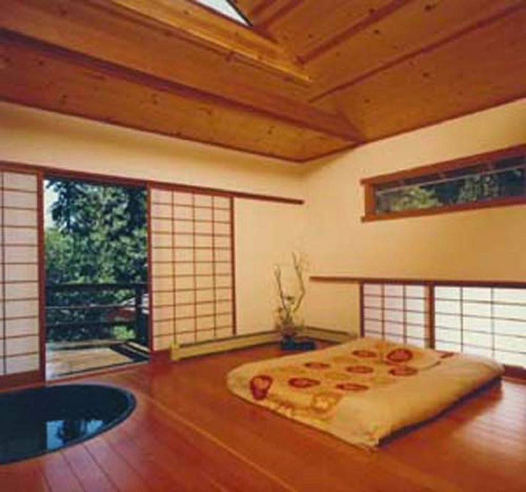 Best Traditional Japanese Bedroom Design Ideas Samplingkeyboard With Pictures
