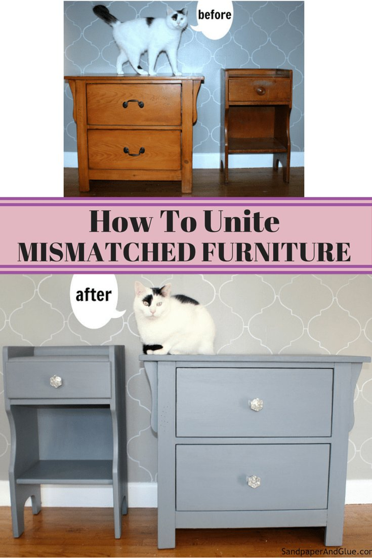 Best How To Make Mismatched Bedroom Furniture Look Good With Pictures