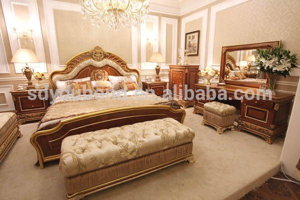 Best 0062 Luxury Palace Furniture Home Used Bedroom Furniture With Pictures