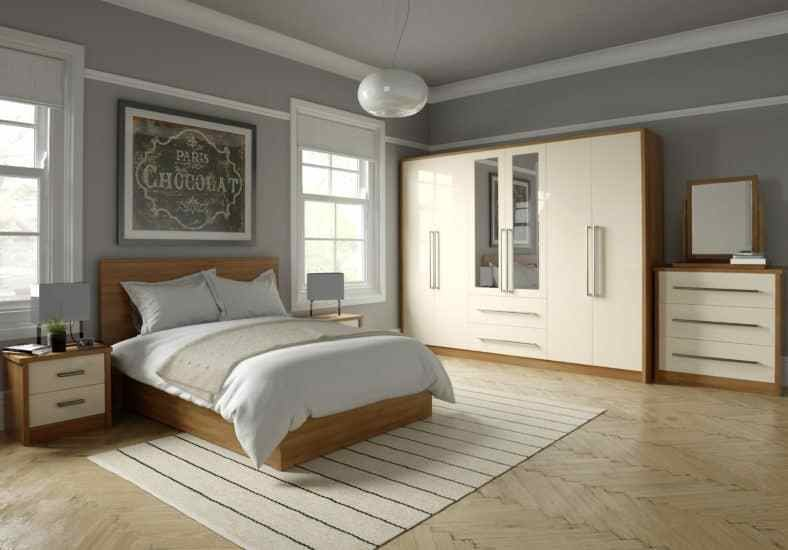 Best Bedroom Furniture Harmony Gloss Package 2700 Mm Starplan With Pictures