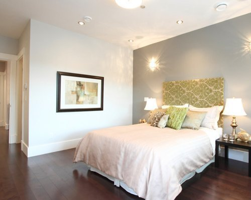 Best Gray Accent Wall Houzz With Pictures