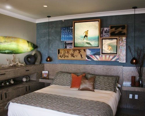 Best Surf Theme Room Houzz With Pictures