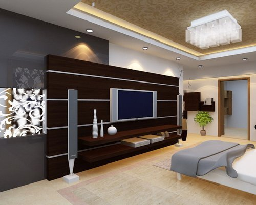 Best Lcd Panel Design Ideas Remodel Pictures Houzz With Pictures