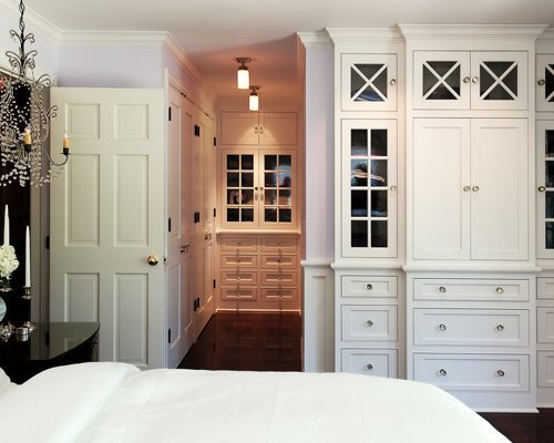 Best Master Bedroom Built Ins Houzz With Pictures