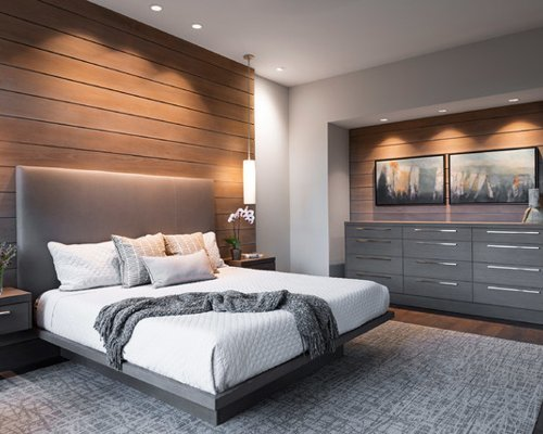 Best Modern Master Bedroom Design Ideas Remodels Photos Houzz With Pictures