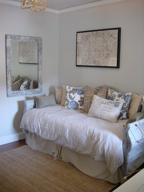 Best Shabby Chic Style Grey Bedroom Design Ideas Renovations With Pictures