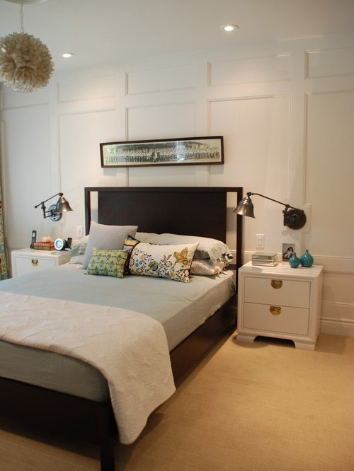 Best Bedroom Wall Panels Houzz With Pictures