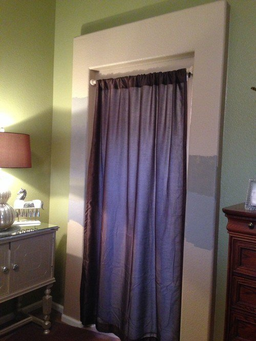 Best Privacy Solution Between Bedroom And Bath With Pictures