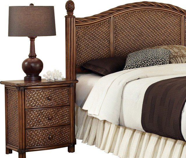 Best 1St Avenue Raleigh 2 Piece Headboard And Nightstand Set With Pictures