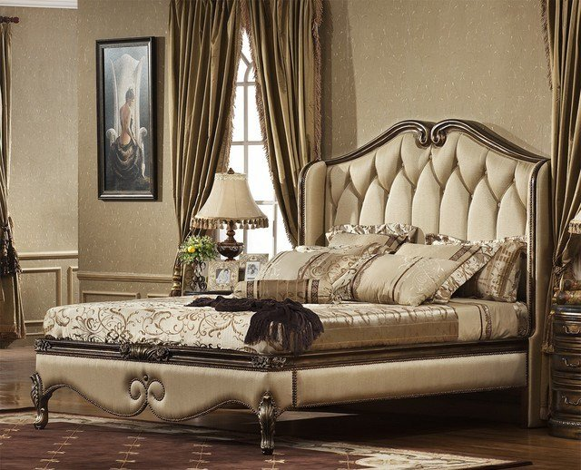 Best Oxford Bedroom Set Traditional Bedroom Orange County With Pictures