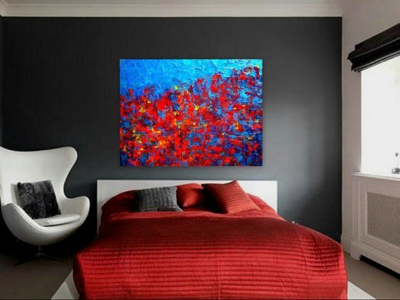 Best Contemporary Abstract Painting For Modern Spaces Autumn With Pictures