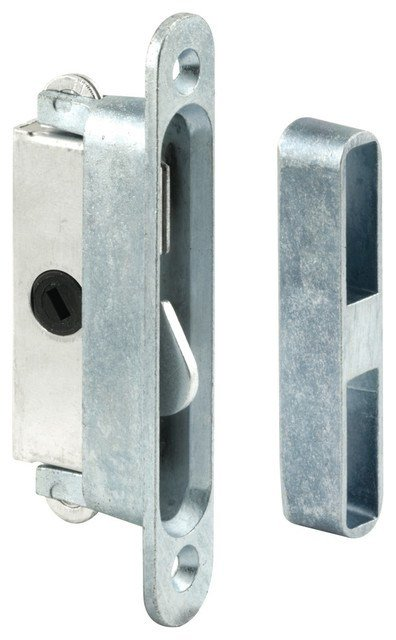 Best Prime Line E 2079 Sliding Door Lock And Keeper Set With Pictures