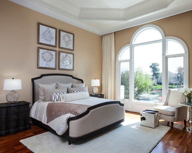 Best Lakeside Bedroom Traditional Bedroom Charlotte By With Pictures