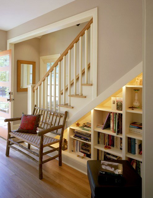 Best Attic Conversion To Bedroom Traditional Staircase With Pictures