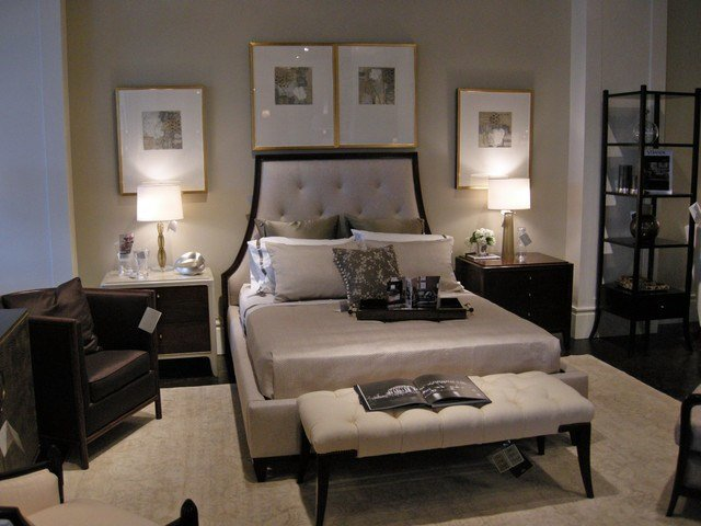 Best Barbara Barry Baker Furniture Line Modern Bedroom With Pictures