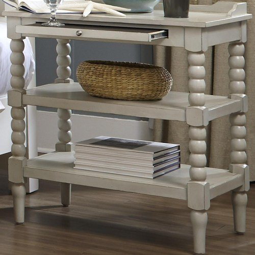 Best Beachcrest Home Stamford Open Nightstand Reviews Wayfair With Pictures