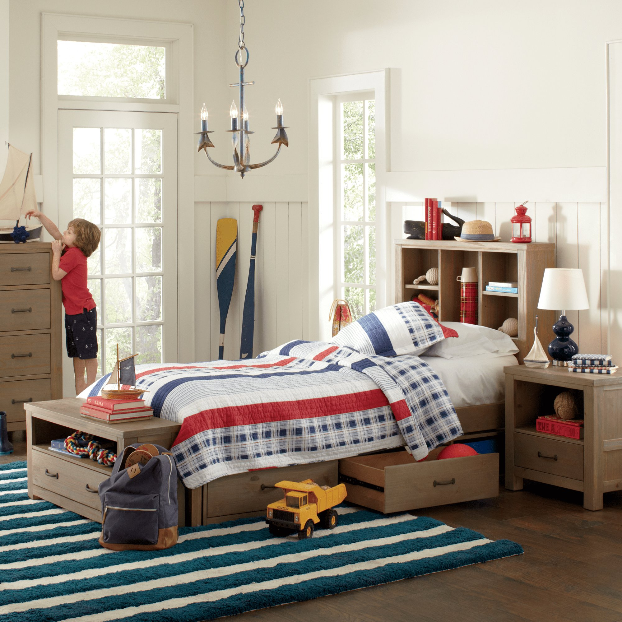 Best Farmhouse Rustic Kids Bedroom Furniture Birch Lane With Pictures
