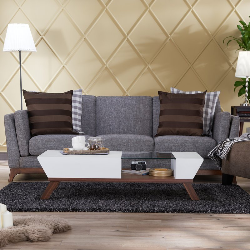 Best Mercury Row Soto Coffee Table Reviews Wayfair With Pictures