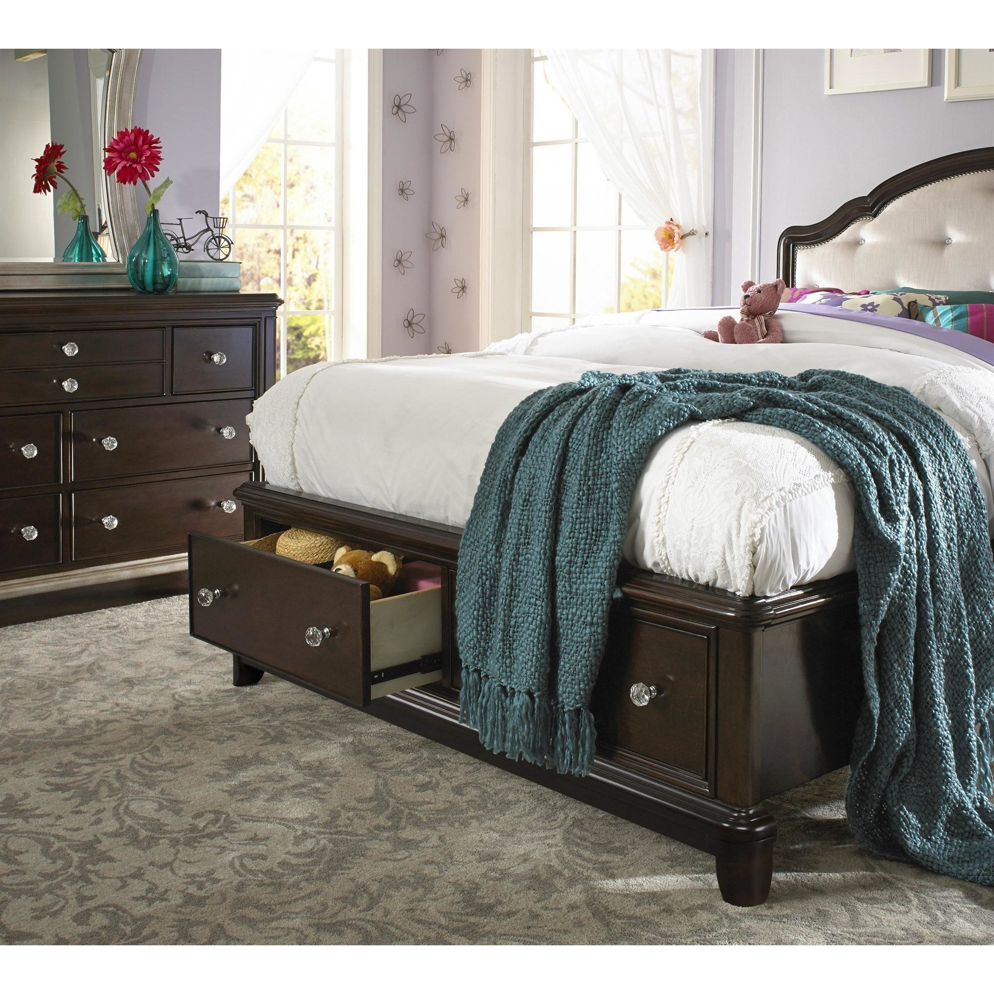 Best Samuel Lawrence Girls Glam Panel Customizable Bedroom Set With Pictures