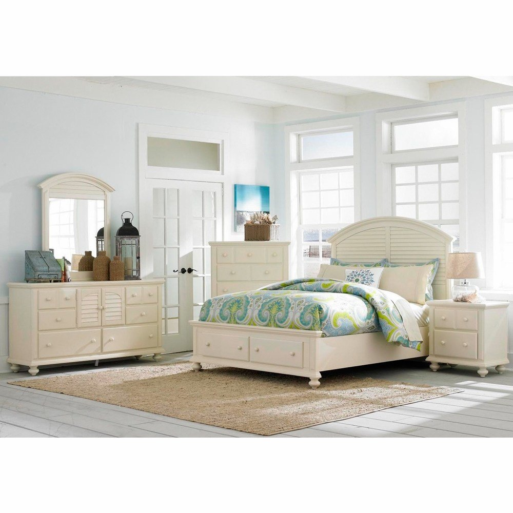 Best Broyhill Seabrooke 5 Piece King Storage Panel Bedroom Set With Pictures