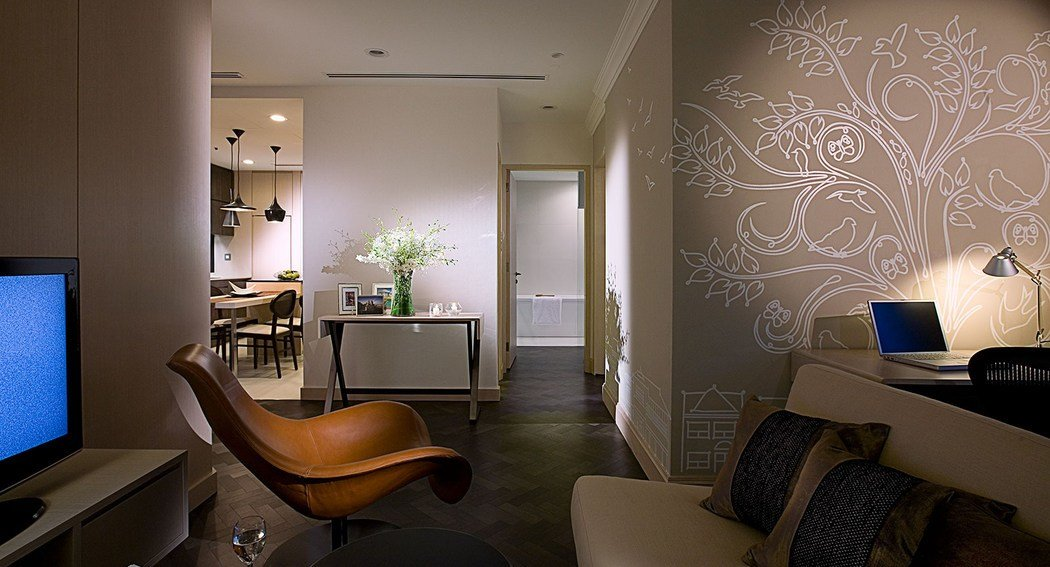 Best Two Bedroom Serviced Apartment Singapore Fraser Suites With Pictures