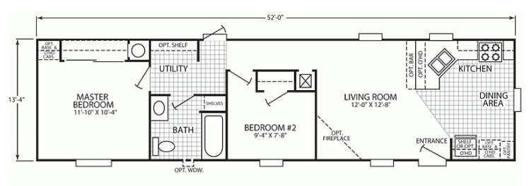 Best 10 Great Manufactured Home Floor Plans Mobile Home Living With Pictures