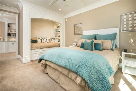 Best Chic Daybed Frame In Bedroom Beach Style With Framed Sea With Pictures